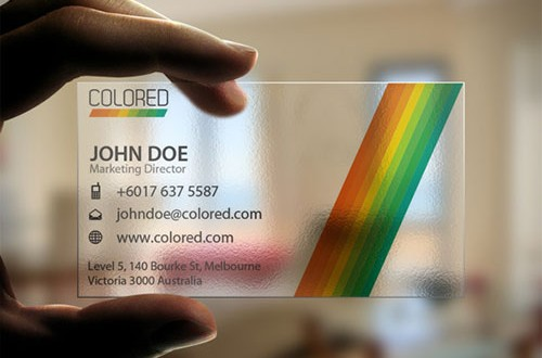 How to make a business card to stand out online printing services business card design reheart