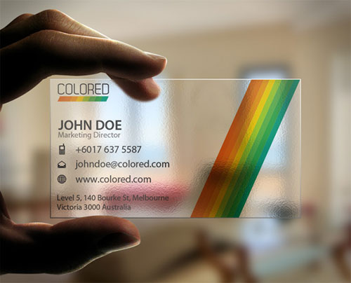 How To Make A Business Card With Microsoft Publisher Online