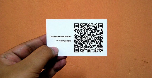 How to make a qr for business card online printing services reviewed how to make a qr for business card reheart Choice Image